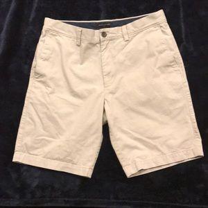 Banana Republic khaki shorts